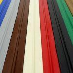 Juntas plásticas para pisos de alta resistência