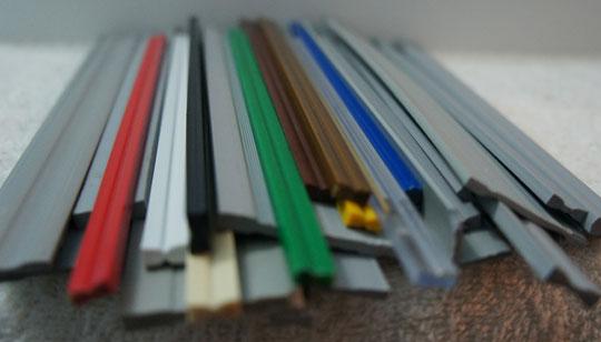 Juntas Plásticas para Pisos de Granilite