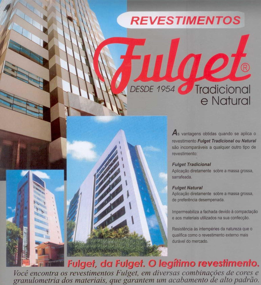 Catalogo FULGET TRADICIONAL E NATURAL